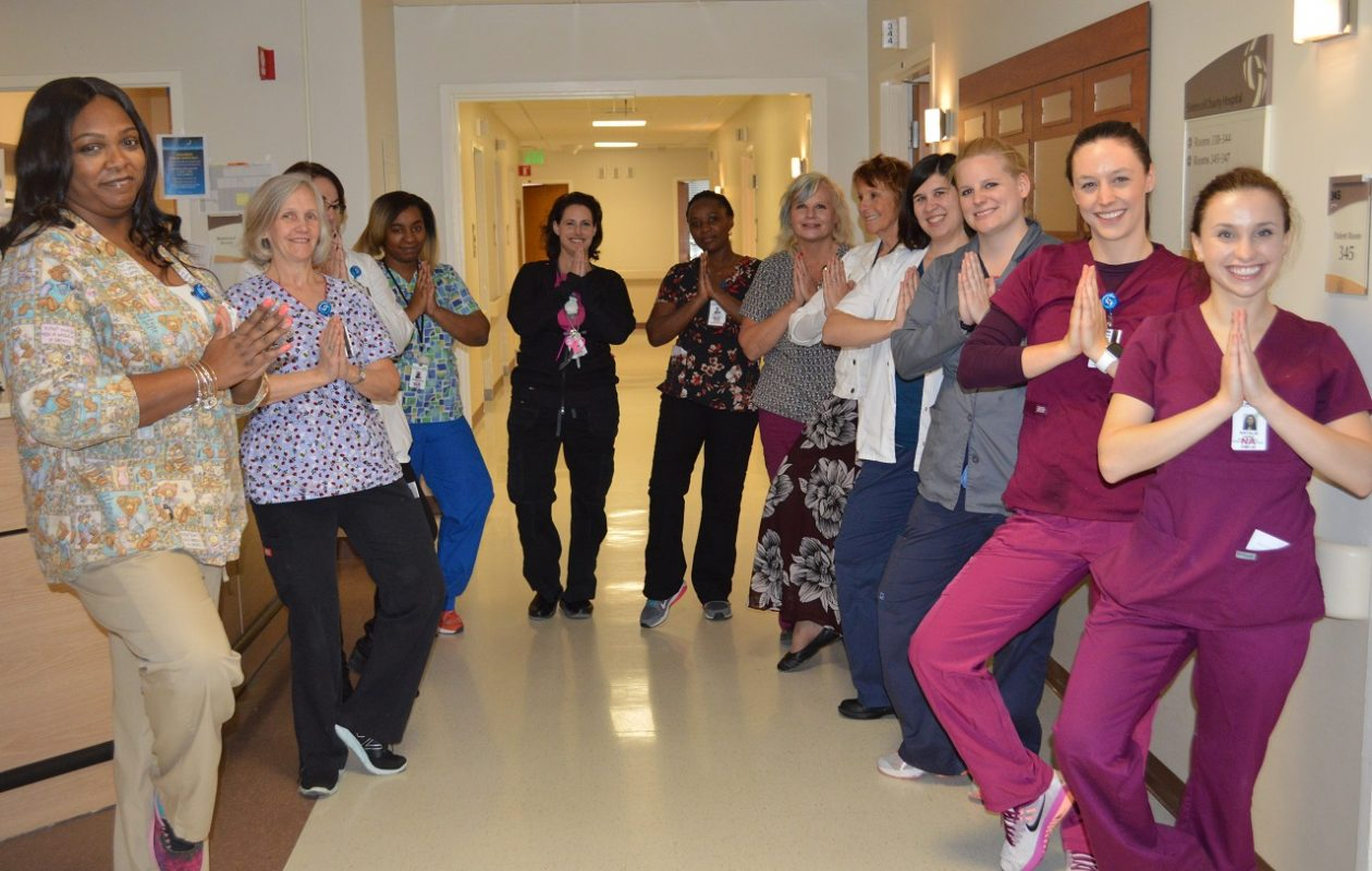WNY holistic nursing advocate takes mind-body-spirit approach